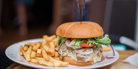 Our Monday Two for One Burger special is our most popular weekly special! Just buy an appetizer along with any burger and receive the second burger of equal or lesser value absolutely Free!