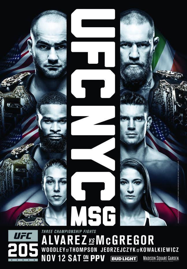 UFC 204 at Legends Sports Bar