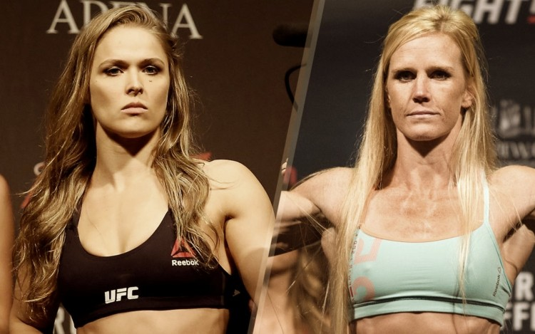 Rousey-vs-Holm