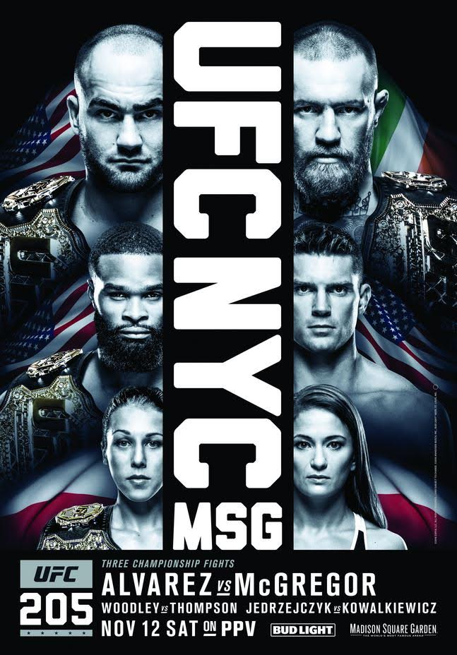Come to Legends Sports Bar and watch UFC 204 on our big projection screen. It's going to be an epic fight and a great time. Legends Sports Bar, the first modern sports bar in America.