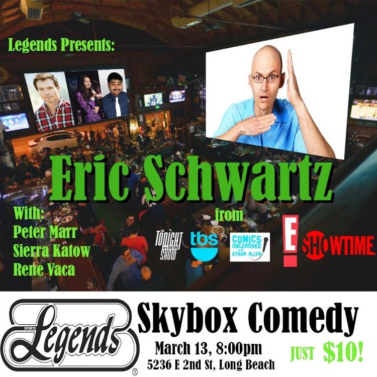 Comedy Show 3-13-18