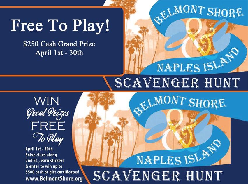 Scavenger-Hunt-Belmont-Shore