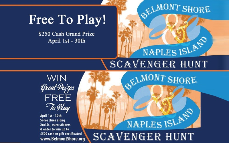Belmont-Shore-Scavenger-Hunt