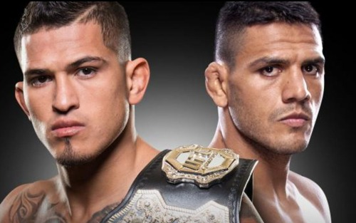 Pettis vs Dos Anjos UFC fight March 14, 2015