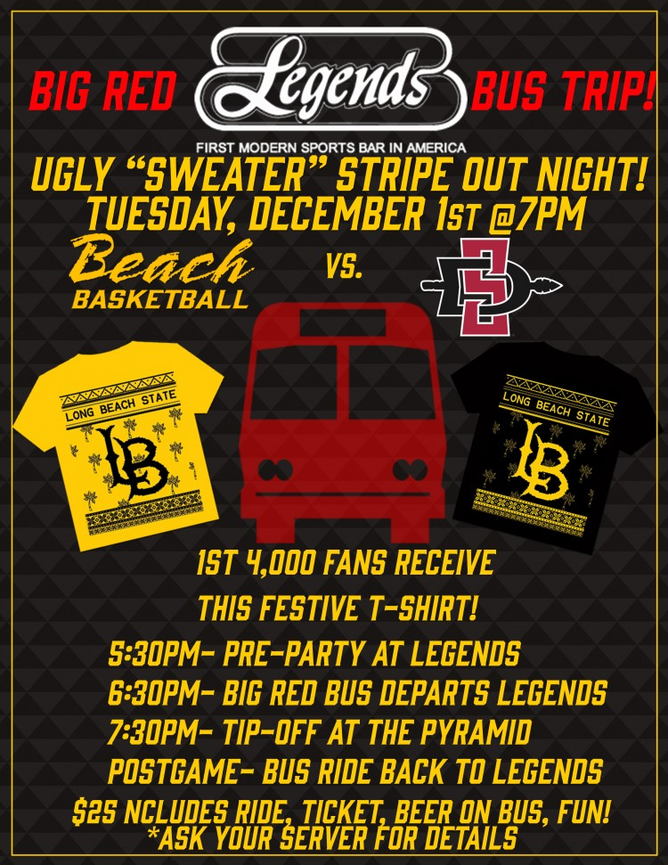 SDSU-Legends Flyer
