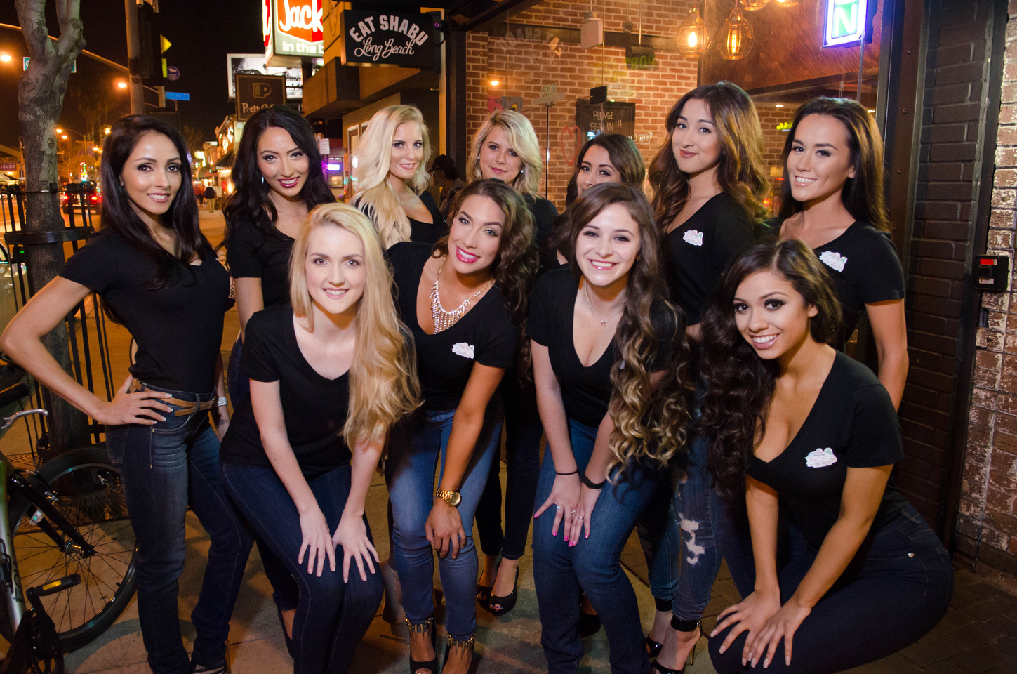 Miss Toyota Grand Prix Long Beach - Prelims at Legends Sports Bar