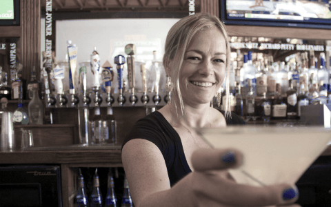 Rebecca Hinderer is best bartender in Long Beach
