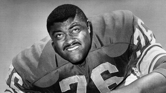 Rosey Grier Number 76