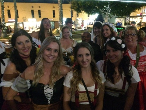 Oktoberfest At Legends Sports Bar