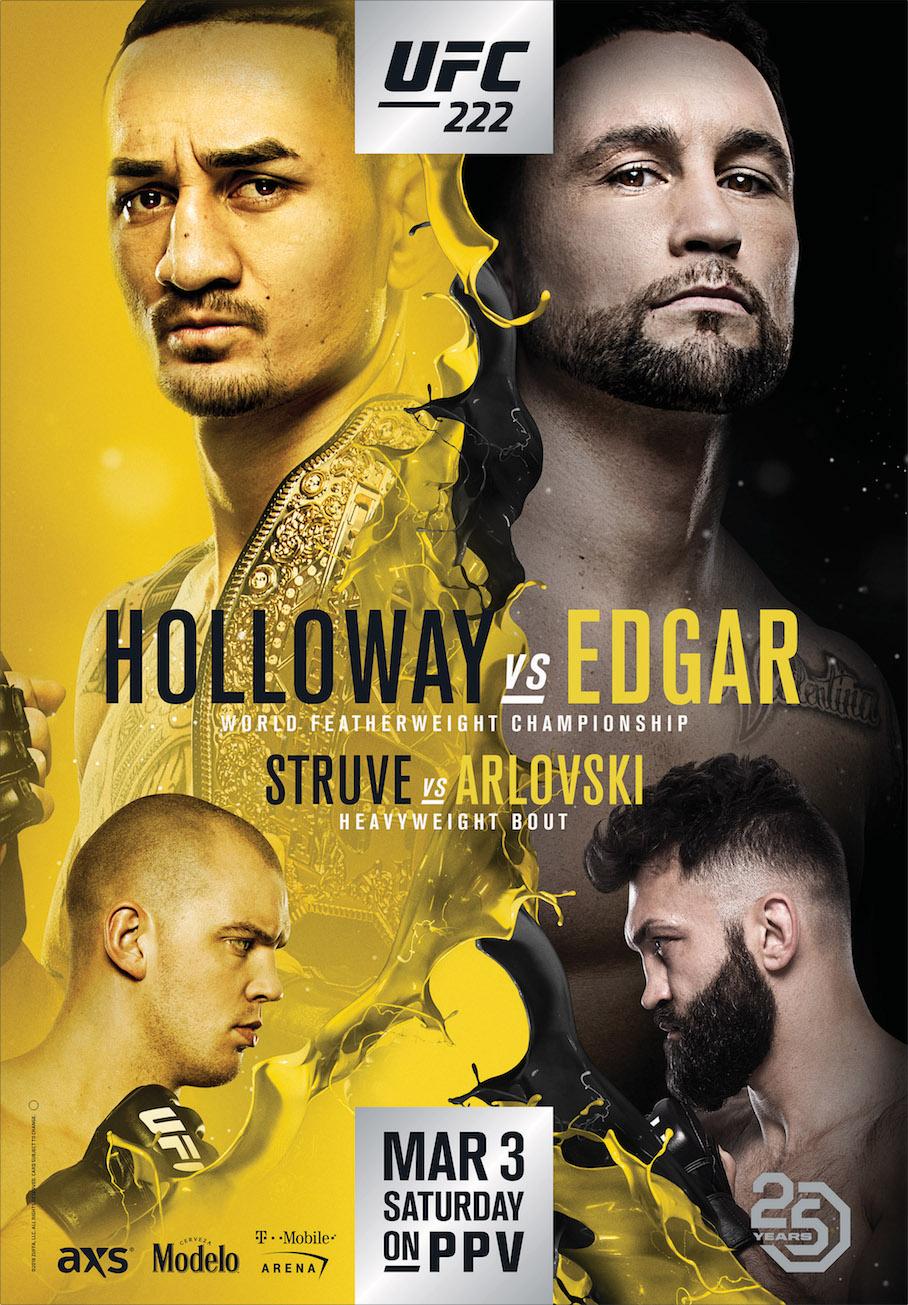 UFC-222